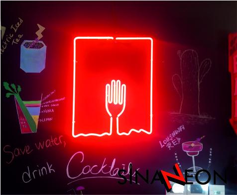 Logo Neon Uygulaması - Sinan Neon