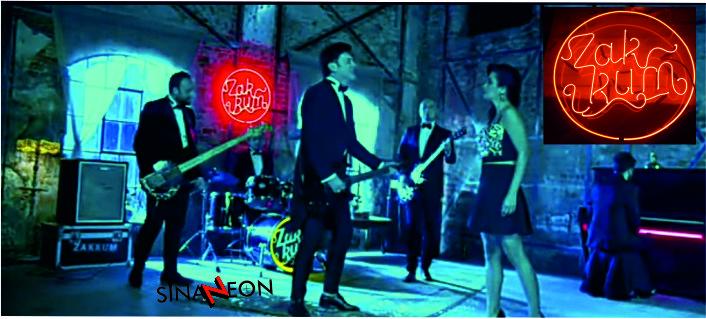 Müzik Klibinde Kulanılan Neon Uygulaması - Sinan Neon