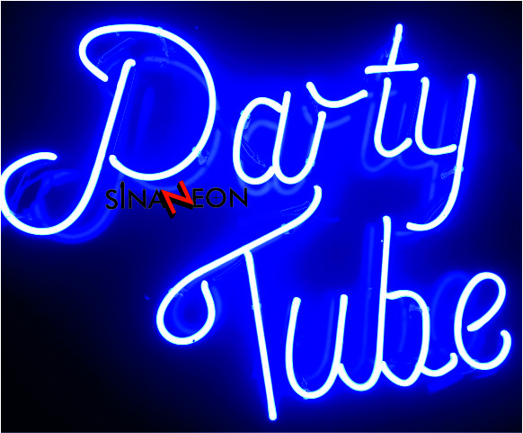 Party Tube Neon Signs Uygulaması - Sinan Neon