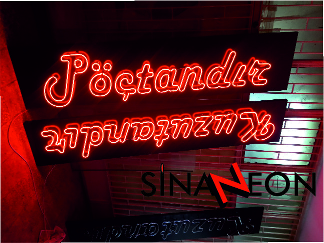 Sinan Neon - Neon Harf