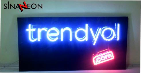 trandyol neon uygulaması - sinan neon
