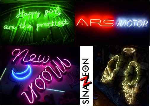 neon yazı - sinan neon - neon yazı imalatı