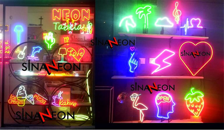Aksesuar Neon Ürünleri