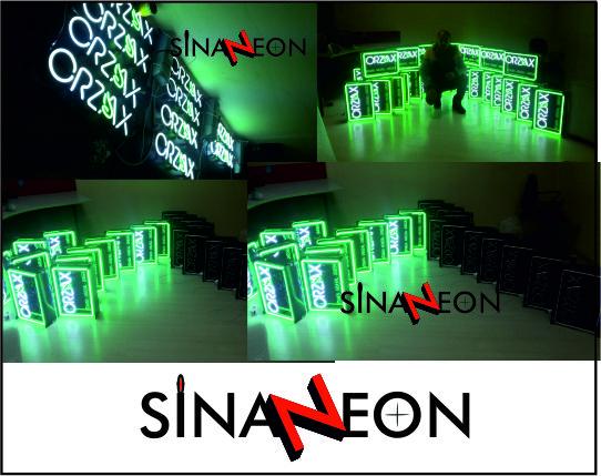 Seri Neon Üretimi