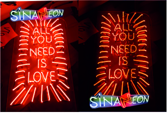 Neon All You Need İs Love