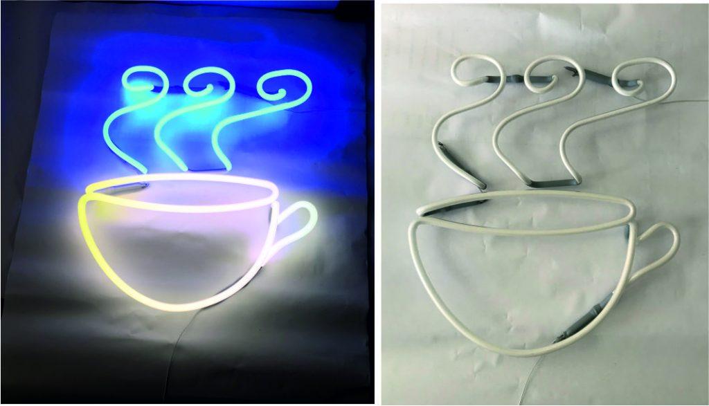 Kahve Fincan Tabelası